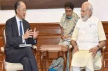 World Bank Chief Meets Modi, Discusses Nutrition, Green Power