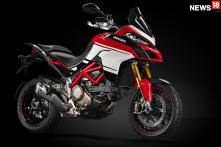 Ducati Multistrada 1200 Pikes Peak launched in India at Rs 20 Lakh