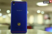 FC Barcelona Edition Oppo F1 Plus Review
