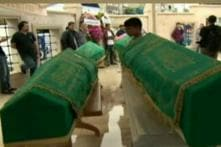 Watch Istanbul Terror Victims Being Laid to Rest