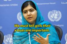 10 Times Malala Was On Point About Education and Women Empowerment