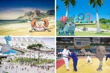 Mayor Wants Rio Olympics to Be the Next Pokestop