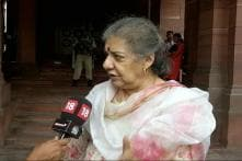 Ambika Soni Dismisses Reports of Her Resignation From Congress