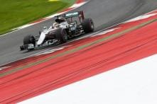 Canadian Grand Prix: Lewis Hamilton Tops First Practice