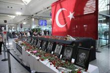 Two Islamic State Suspects Detained at Istanbul Airport, Says Report