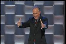 Kaine Formally Accepts Democratic Party's Nomination for Vice-Presidency