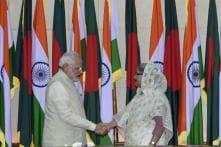 India's Progress Linked to That of its Neighbours: Narendra Modi