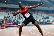 Usain Bolt Wins but Hurdler Kendra Harrison Takes the Glory