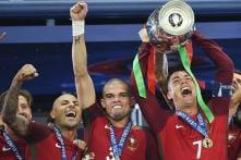 Ronaldo Created Family Atmosphere for Portugal Team, Says Pepe