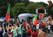 Hero's Welcome for Portugal After Euro 2016 Triumph