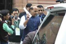 Rajnath Gives Nod for Use of Pava Shells for Mob Control
