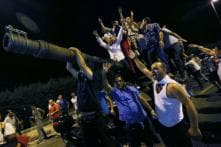 Turkish Troops Attempt Coup; Crowds Answer Prez Erdogan Call to Defy Them