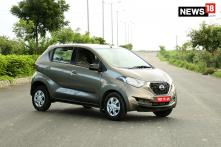 Nissan India Sales in December 2016 Up By 21 Percent, redi-GO Key Volume Driver