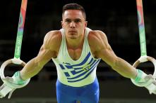 Rio 2016: Petrounias Flexes his Muscles to Win Rings Gold