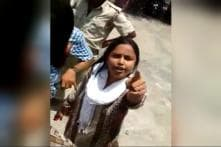 SP MLA from Jhansi Threatens Traffic Cop