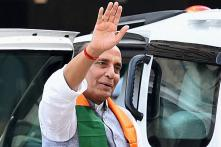 Rajnath Singh to Lead All-party Team to Kashmir on September 4