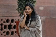 Miffed Over Seating Arrangement, Ramya Reluctantly Sounds Congress Poll Bugle in Karnataka