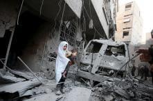 Airstrikes Kill 34 in Syria's Hama