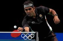 Rio 2016: Indian Campaign in Table Tennis Ends With 1st Round Defeats