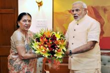 Top BJP Leaders to Visit Ahmedabad Today to Find Anandiben's Succcessor