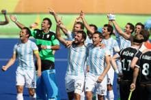 Rio 2016: Argentina Thrash Germany to Enter Maiden Men's Hockey Final