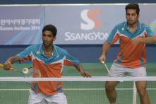 Rio 2016: Shuttlers Manu Attri, Sumeeth Reddy Cruise to Consolation Win