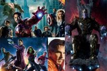 Ahead of Avengers 4, Marvel Reveals the Official Timeline of MCU