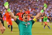 Bravo Joins Manchester City as Hart's Replacement