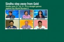 Rio 2016: PV Sindhu Step Away From Gold