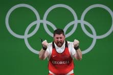 Rio 2016: Georgian Lifter Talakhadze Wins +105kg With World Record