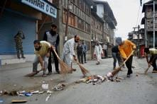 One More Dead, Curfew Continues in Many Parts of Kashmir