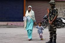 No Curfew in Kashmir for Second Day