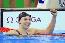 Rio 2016: Ledecky Wins Women's 800m Freestyle Gold in World Record