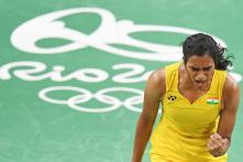Rio 2016: PV Sindhu Bids for Second Medal for India After Sakshi Malik Shows Way