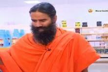 Sports Minister Vijay Goel Meets Ramdev for Yoga Promotion