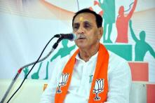 Gujarat Migrant Exodus: CM Vijay Rupani, Alpesh Thakor Booked for Hate Attacks