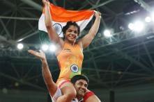 Sakshi Malik Wants to Emulate Inspirational Sushil Kumar's Olympic Achievements