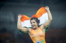 Sakshi Malik Enters Top Five in World Wrestling Rankings