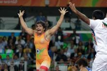 Sakshi In Commonwealth Games Squad, Geeta Misses Out