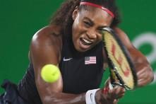Serena Williams Puts on Brave Face After Comeback Defeat