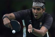 ITTF India Open 2017: Sharath To Lead Indian Challenge Against World's Best