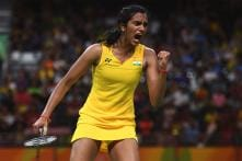 PV Sindhu Bags India's First Ever Olympic Silver Medal in Badminton at Rio