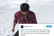 SRK's Reply to Ranveer Singh's Darr Tribute is Equally Epic