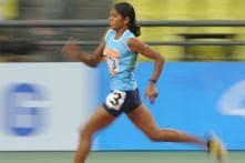 Rio 2016: Tintu Luka Finishes 6th in 800m Heats