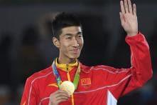 Rio 2016: China's Zhao Shuai Wins Men's 58kg Taekwondo Gold