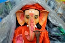 10 Images To Show Ganesh Chaturthi Preparations Are In Full Swing Across The Nation
