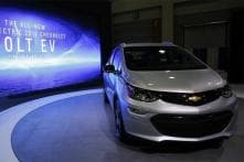General Motors Sets Chevrolet Bolt Electric Car's Price at $37,495