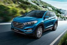 Hyundai Tucson Launch in India on October 24