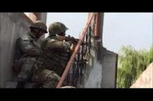 Two Jawans Injured in Gunbattle With Suspected Terrorists in Haijin Village