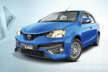 Toyota Etios Range Crosses 4 Lakh Sales Milestone in India